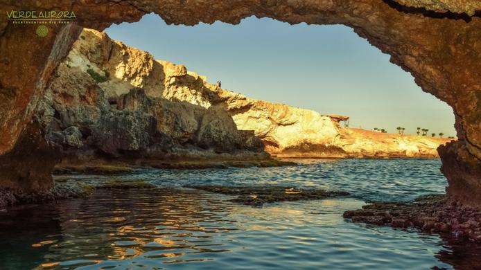 Piscinas naturales vírgenes en Fuerteventura