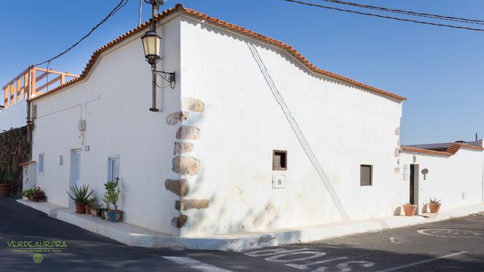 La casa tradicional majorera y su arquitectura