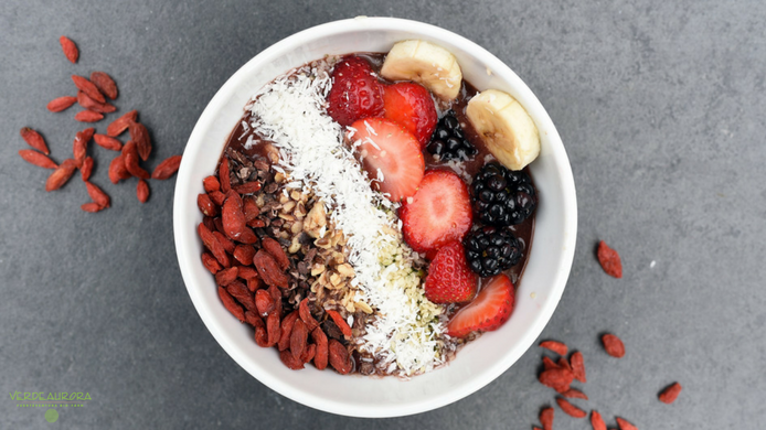 5 healthy breakfast with Verdeaurora style