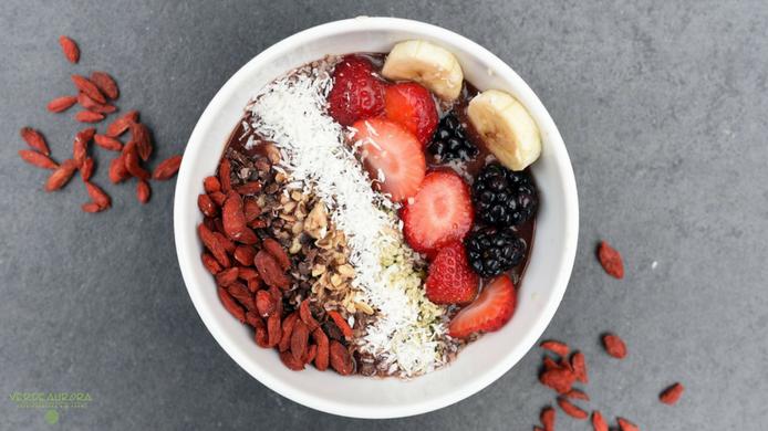 5 gesunde Frühstücke im Stil von Verdeaurora