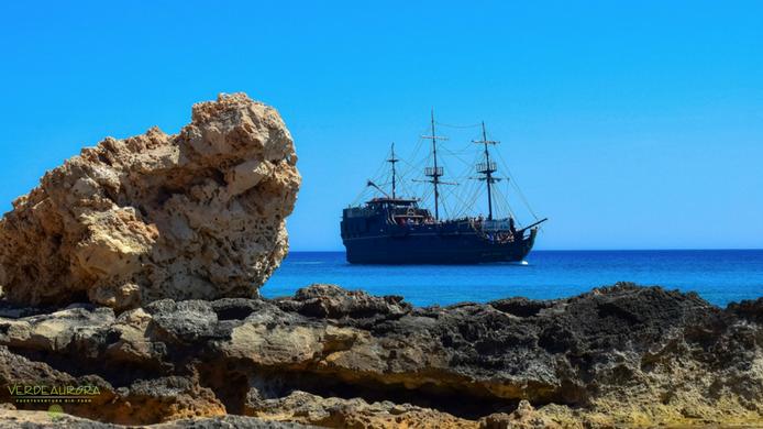 Una historia de piratas: la Cueva del llano del Dinero