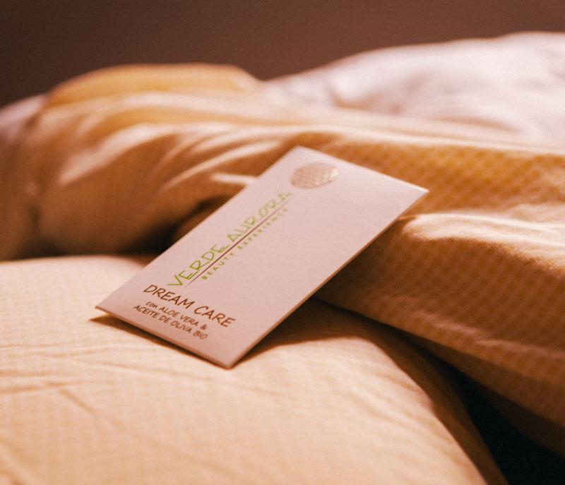 Dream Care con Aloe Vera y aceite de oliva