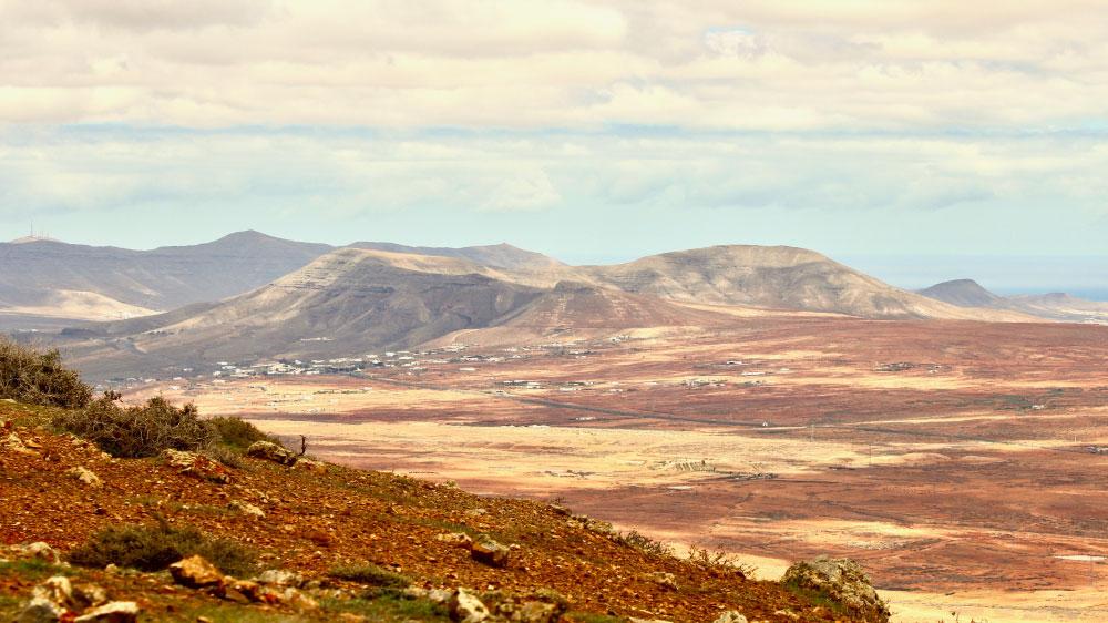 Pueblos con encanto de la isla de Fuerteventura