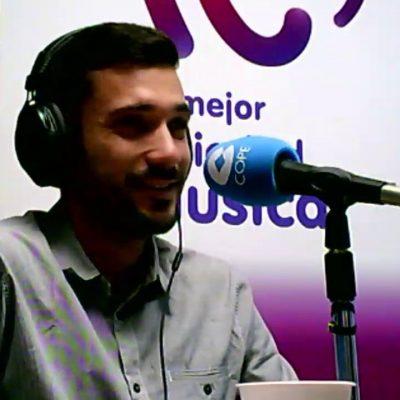Día Mundial de la Radio: Verdeaurora en Cope Fuerteventura